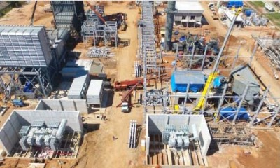 Power Cogeneration Plant