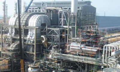 Methanol Plant Extension